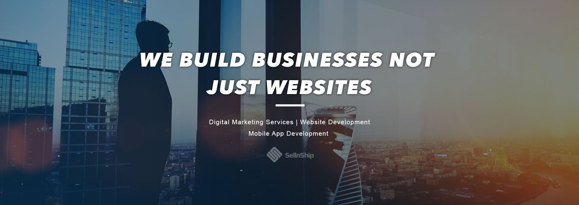Custom web design and development services