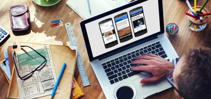 Do Accelerated Mobile Pages influence on web user experience?